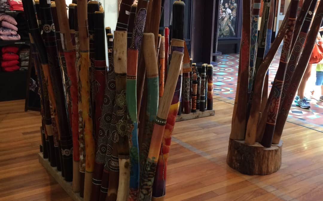 Now, THIS is Sound Medicine! The Didgeridoo…