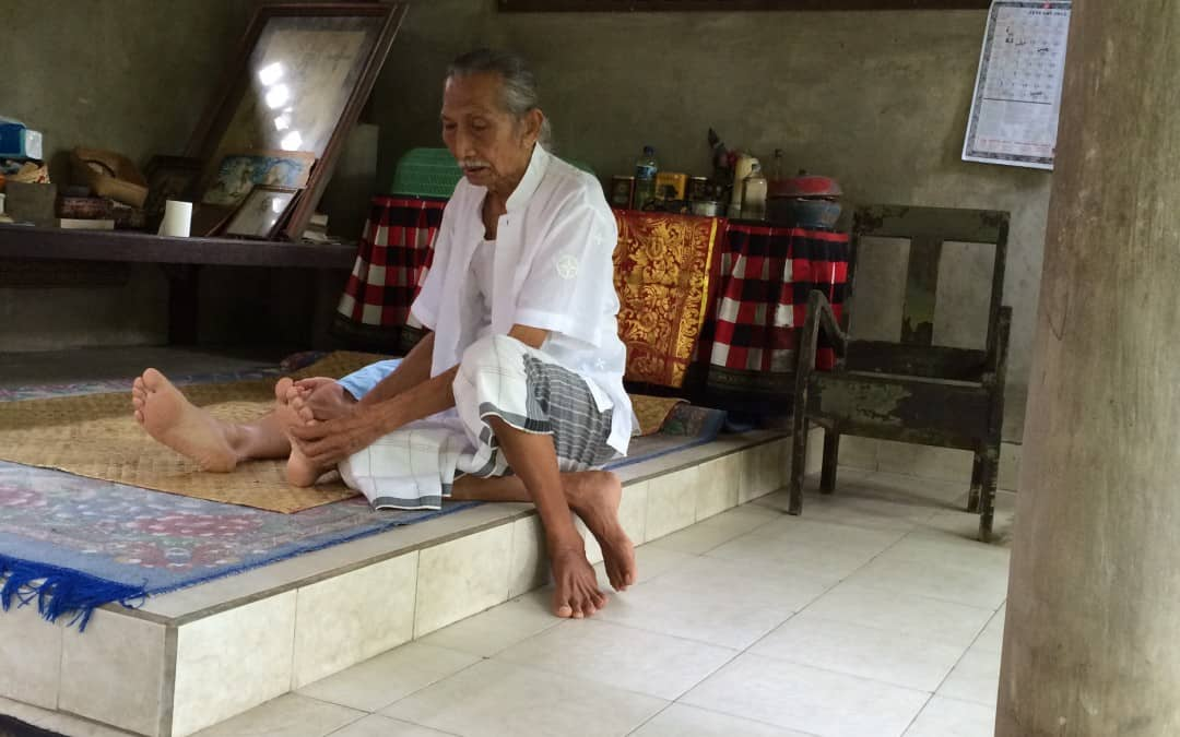 Cokorda Rai, Balinese Medicine Man