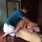 Esalen therapy-starting the spinal stretch