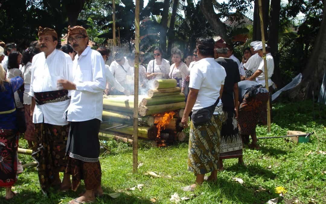 Balinese Cremation Ceremony – Embracing Transition