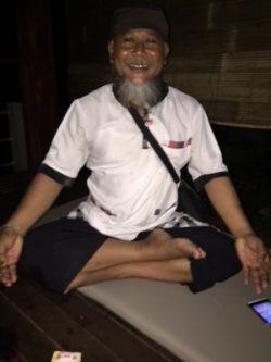 Mangku Mastra, Balinese Chakra Massage